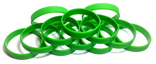 Top 20 rubber bracelets customizable bulk 100 for 2020