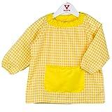 Klottz - poncho sans boutons Pour bébé-enfant -  Jaune -  4