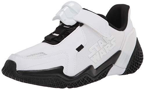 adidas Kids' 4uture Runner Starwars Elastic Running Shoe
