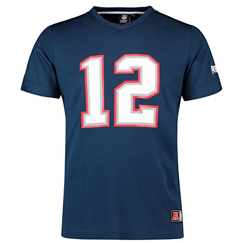 Majestic NFL Jersey Shirt - New England Patriots #12 Brady