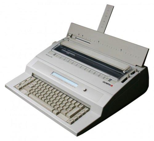 Olympia 7691 - Máquina de escribir