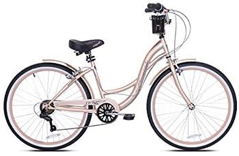 Kent 26  Bayside Women s Cruiser Bike Rose Gold