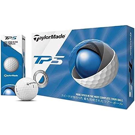 テーラーメイド(TAYLOR MADE) ゴルフボール TP5 TP5 12P M7152801 メンズ M7152801 ホワイト