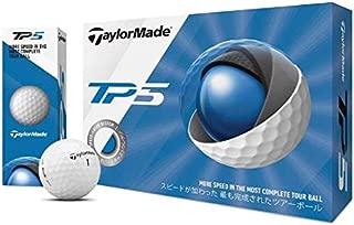テーラーメイド日本正規品 TP5シリーズ 2019モデル 1ダース(12個入)