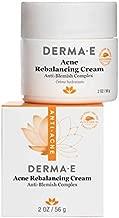 DERMA-E Acne Rebalancing Cream, Prevents Blemishes, 2 oz (DME39009)
