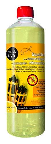 Flower 20551 20551-Liquido para antorchas y quinqués