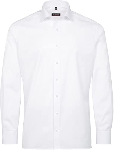 Eterna Chemise à Manches Longues Modern FIT Cover Shirt Twill uni