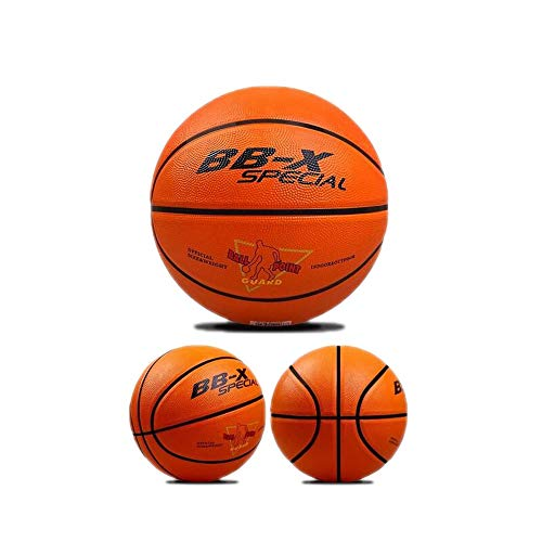 Buy Bargain Wuzhongdian Premium Indoor/Outdoor Basketball - Composite Leather (Size 3,4- Child,Siz...