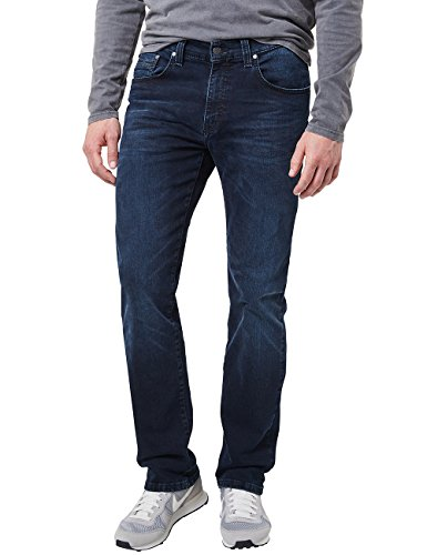 Pioneer Herren Rando MEGAFLEX Jeans, Blau (Dark Used with Buffies 440), W40/L32