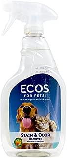 EARTH FRIENDLY Ecos, Odor Remover Pet, 22 Fl Oz