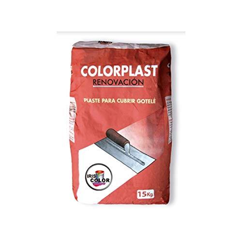 Masilla Plaste Cubrir Gotele 15KG