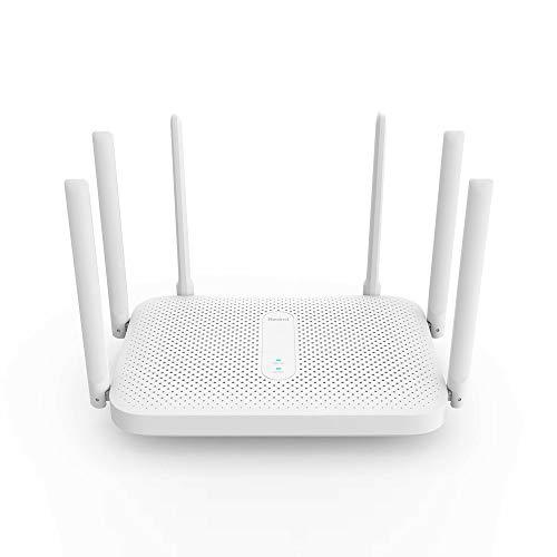 Redmi AC2100 Router 2.4 G 5 GHz Dual Band gigabit 2033 Mbit/s WLAN Router WLAN Signal Booster with 6 high gain Antennas