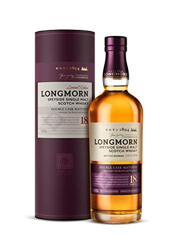 ロングモーン18年 [ ウイスキー イギリス 700ml ] [ギフトBox入り]