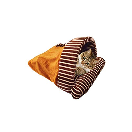 HENGXIANG Kennel, Herfst En Winter, Baby Kat Warm, Huisdier Bed, Kennel Slaapzak, Kat, Hond Mat, Puppies, Cat House, Vier Seizoenen Universeel, S
