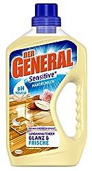 Der General Sensitive Mandelmilch, Allzweckreiniger, pH-neutral, 4er Pack(4 x 750 ml)