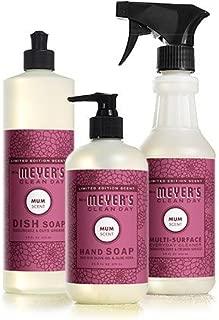 Mrs. Meyers Clean Day Kitchen Basics Set (Mum)
