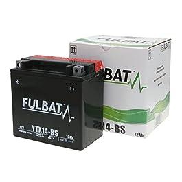 Fulbat Batterie YTX14-BS MF sans entretien
