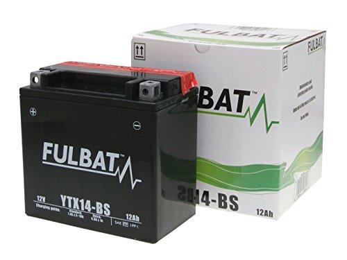 Batterie Fulbat YTX14-BS für Hyosung GT 125 R Supersport Bj. 2006-2007 inkl. 7,50 EUR Batteriepfand