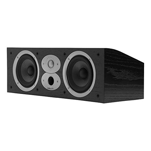 Polk Audio CSI A4 Center Channel Speaker (Single, Black)
