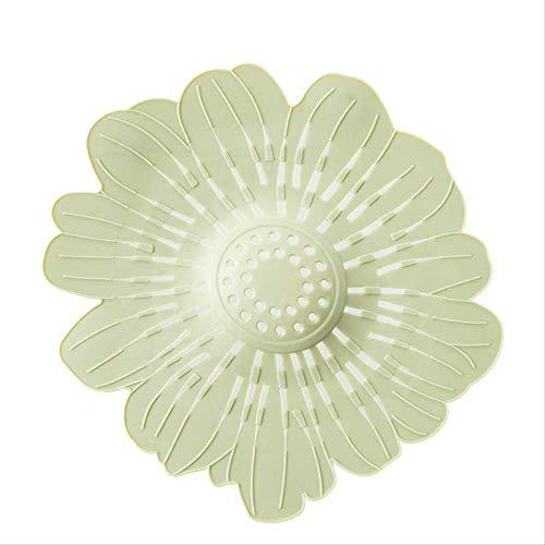 BJH badkamer riool vloer afvoer Cover bloem haar filter keuken wastafel zwembad anti-blokkeren filter kleur willekeurig 2 Stks