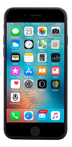 Apple iPhone 8, 256GB, Space Gray - For AT&T (Renewed)