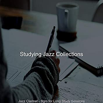 Jazz Clarinet - Bgm for Long Study Sessions