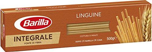 Pasta Barilla Bavette integrali Vollkorn italienisch Nudeln 500g pack