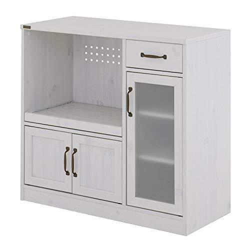 SESAME(セサミ)家具・インテリア 『LUFFY(ラフィ)カウンタータイプレンジ台 LUK80-90L』