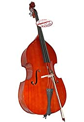 D'Luca Flamed Upright Double Bass - Best Double Basses