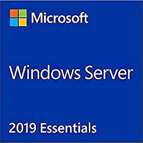 Dell 634-BSFZ ROK MICROSOFT WS ESSENTIAL 2019 EN :: (Software  Operating Systems)