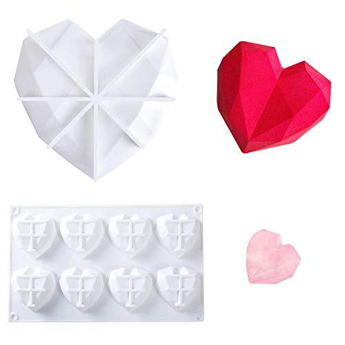La mejor comparación de Molde de corazones los 5 mejores. 7