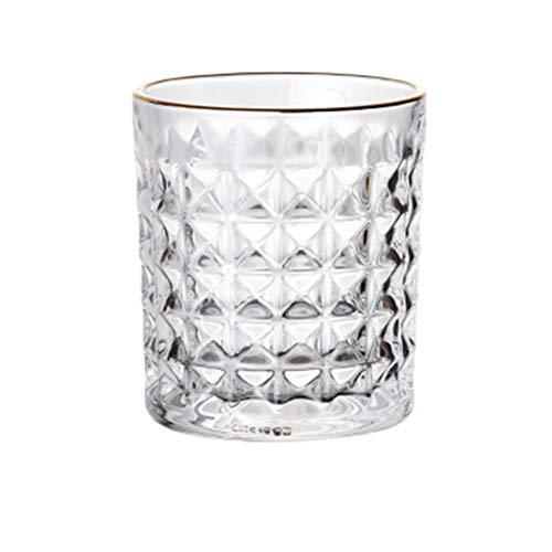 Zhenwo Whiskyglas, Phnom Penh, Blumensockel, Weinglas, Glas, Haushalt, Transparentes, Importiertes Bier, Kaffee, Kreative Isolierung,4