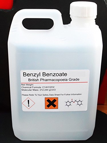 Benzyl Benzoate Pure Grade 1lt