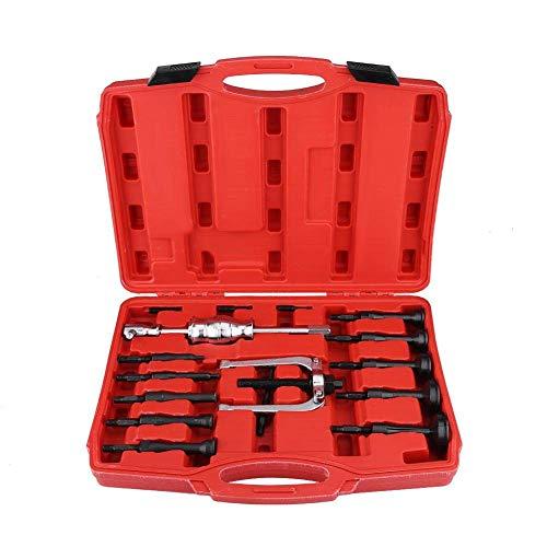 Extractor De Pedalier Para Agujeros Inferiores, Rodamientos, Rodamientos De Bolas, Rodamientos De Bolas, Instrumento Con Martillo Deslizante, 16 Piezas