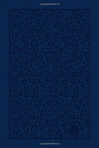 The Passion Translation New Testament, Blue, Large Print (Faux Leather) – In-Depth Bible with Psalms, Proverbs, and Song of Songs, Makes a Great Gift for Confirmation, Holidays, and More