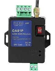 Tosuny SMS larm samtal trådlös GSM mini smart fjärrkontrollström, hemsäkerhet GSM larmsystem för dörrmagnetisk switch, infraröd sensor, GAS-detektor, vattennivåsensor.