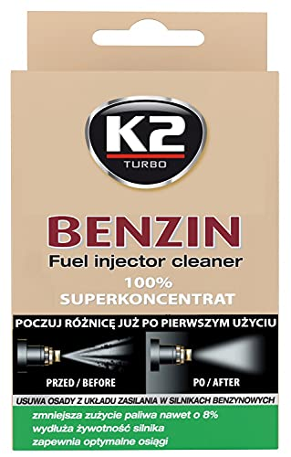K2 Additif pour Essence pour Nettoyage de carburateur