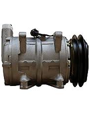 SINOCMP 92600-VB005 92600-VB300 compresor de Aire Acondicionado compresor de Aire Acondicionado para Nissan Patrol GR Y61 2.8 97-05 RD28, 3 Meses de garantía