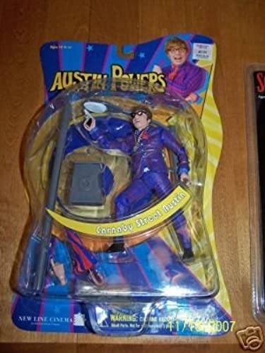 Austin Powers (Carnaby Street) from Austin Powers - Goldmember Action Figure by Mezco