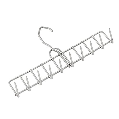 The Sausage Maker  TenProng Stainless Steel Bacon Hanger
