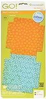 AccuQuilt GO! Fabric Cutting Dies; 5-1/4 inch; Rag Square