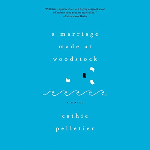 A Marriage Made at Woodstock audiobook cover art