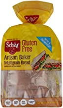 Schar Multigrain Bread, 14.10 Loaf (Pack of 3)