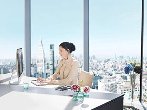 Philips LFH5220/03 Wiedergabe Set, USB-Fußschalter ACC2310, Kopfhörer LFH0334, Audio Adapter, Treiber und Dienstprogramme CD, Anthrazit