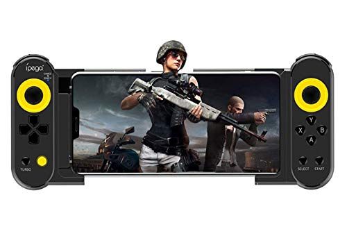 ipega-PG-9167 Wireless 4.0 Smart FPS PUBG Mobile Game Controller for Android Mobile Phone Tablet (Android 6.0 and Higher Systems/Does not Support iOS Devices