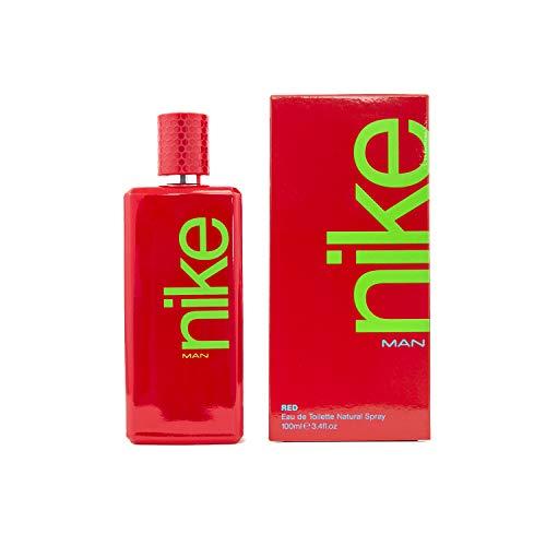 Nike - Red para Hombre, Eau de Toilette, 100 ml