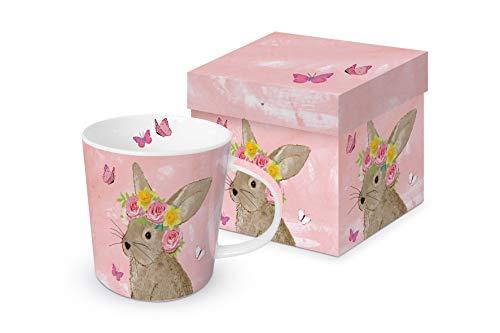 Home Collection Hogar Cocina Cubertería Vajilla Taza de Café Motivo Conejo Pascua