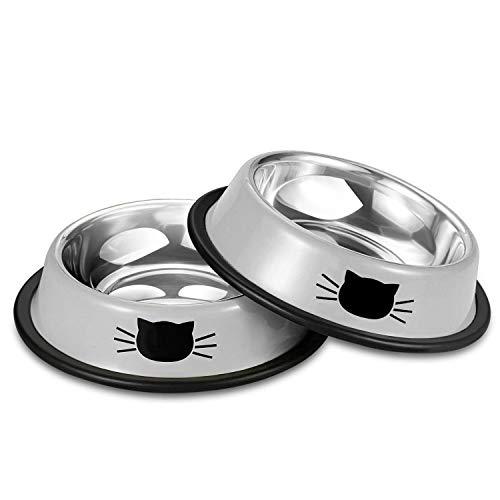 Comsmart Stainless Steel Pet Cat Bowl