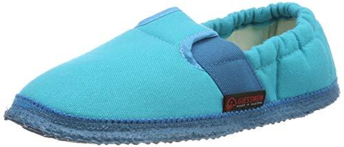 Giesswein Aichach, Pantofole a Collo Basso Unisex-Bambini, (Capri 596), 30 EU