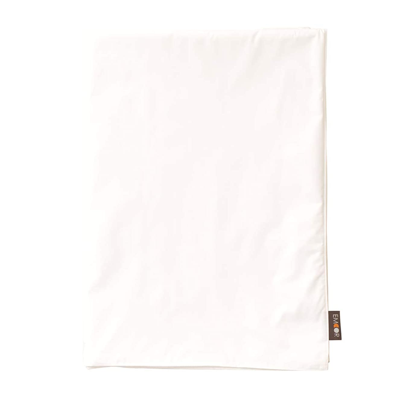 シロクマ戦術占めるエムール 日本製 防ダニ 敷きカバー シングル 東洋紡アルファイン ホワイト